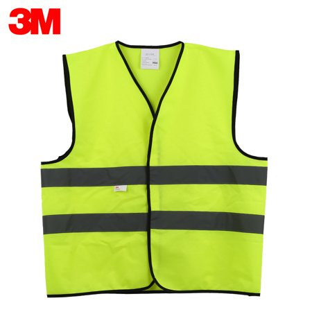 V10S0 High Visibility Reflective Vest Working Clothes Safety Waistcoat Motorcycle Cycling Warning Day Night