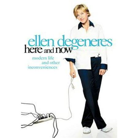 Ellen DeGeneres: Here And Now (DVD) (Ellen Degeneres Best Videos)