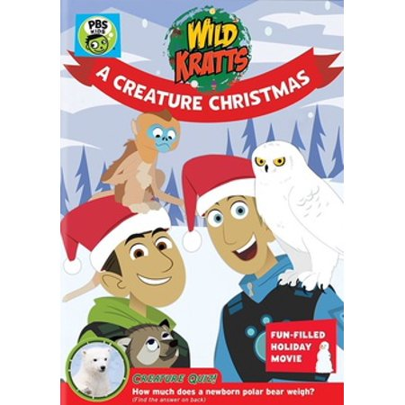 Wild Kratts: A Creature Christmas (DVD)