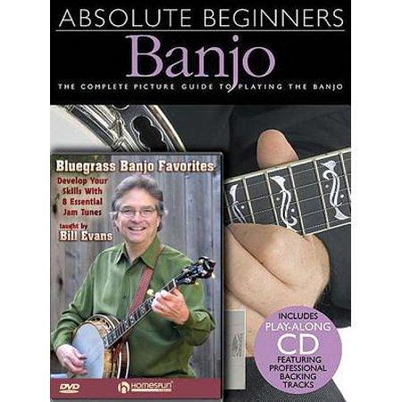 Bill Evans Banjo Pack (Bill Keith Banjo)