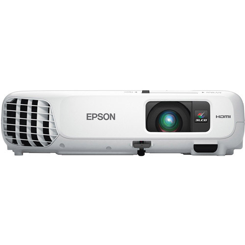 Epson EX3220, SVGA, 3000 Lumens Color Brightness (color light output), 3000 Lumens White Brightness, 3LCD Projector by Epson