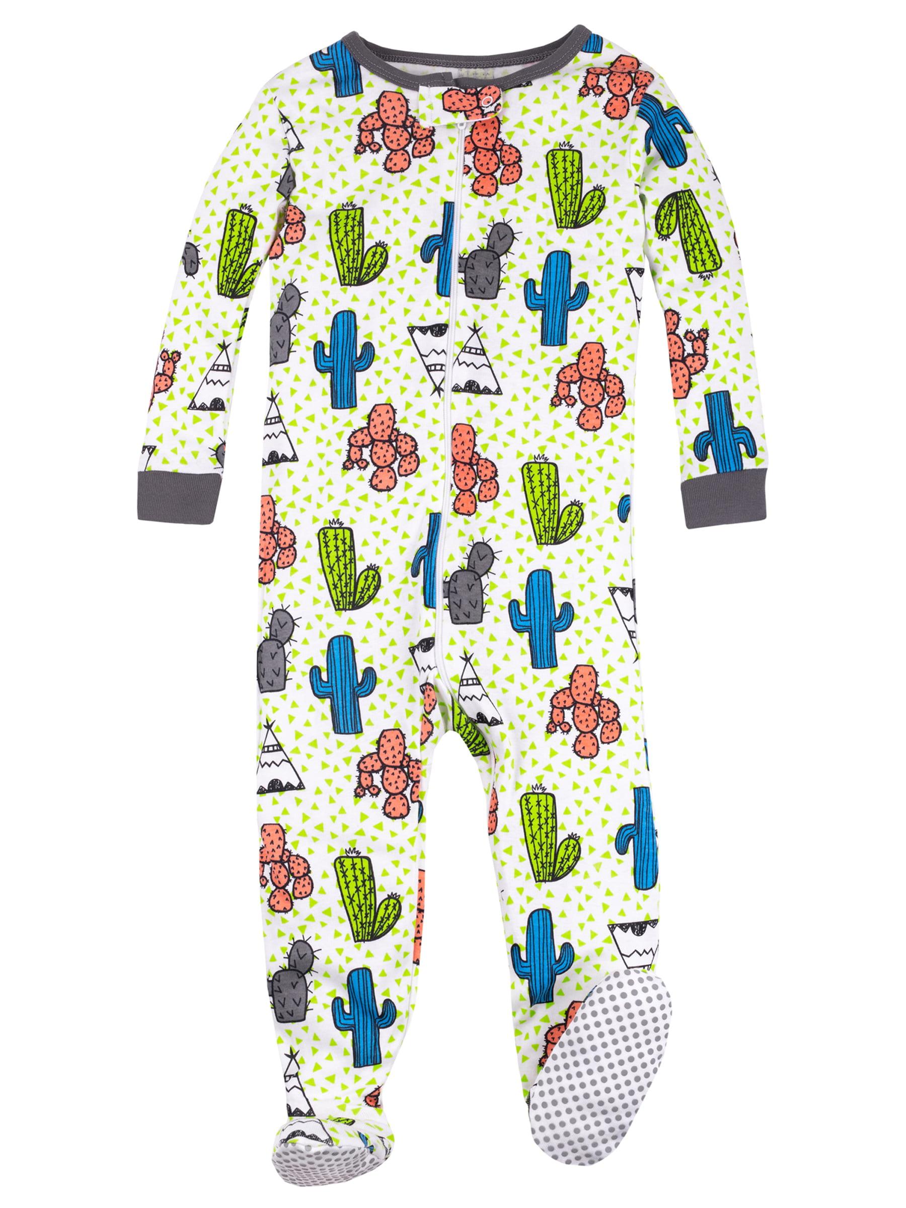 Boy Lamaze Organic Baby Organic Baby//Toddler Girl Unisex Tight Fit Pajamas Set