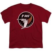 Stargate SG1 F302 Logo Big Boys Shirt