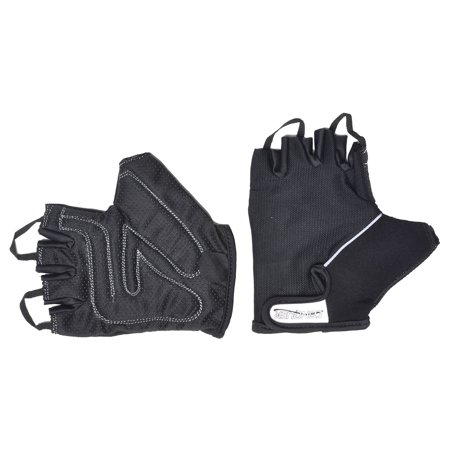 Conquer Ultra Comfort Padded No Slip Cycling Gloves, Ultra Breathable - Mesh Pad