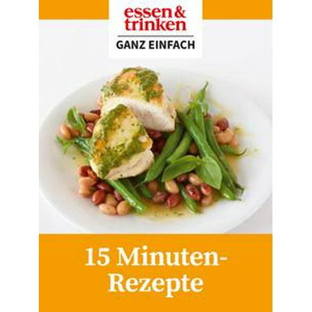 15 Minuten Rezepte - eBook - Halloween Hauptgerichte Rezepte