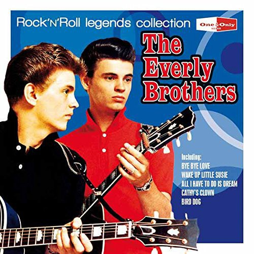 Everly Brothers Rock N Roll Legends [CD] by