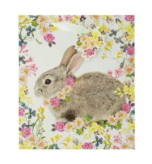 Bunny%20Floral%20Gift%20Bag%20with%20Tag%20%28Available%20in%20a%20pack%20of%2020%29