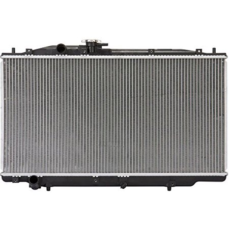 Incl Coupe - Radiator - Pacific Best Inc For/Fit 2571 03-07 Honda Accord Coupe Sedan 6CY AT/MT Plastic Tank Aluminum Core
