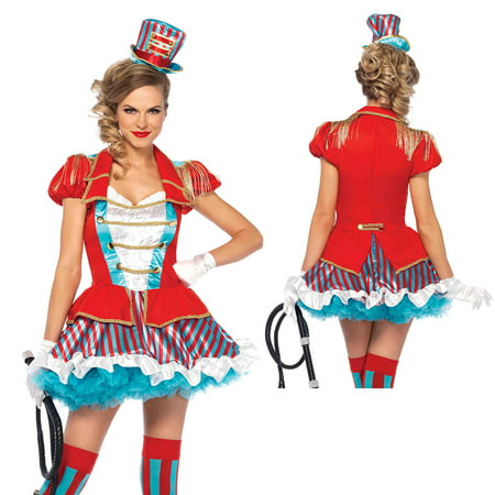 Leg Avenue Women's Circus Ringmaster Costume (Ringmaster Costume For Men)