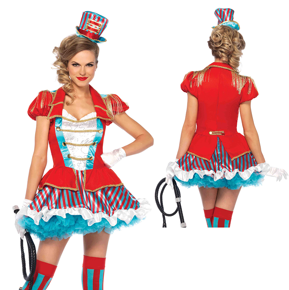 Ravishing Ring Master Costume - Small - Dress Size 4-6