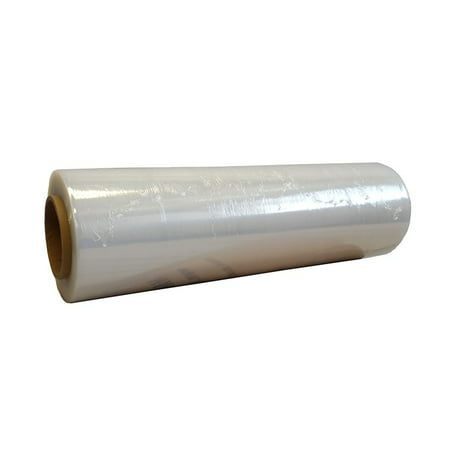 Heavy Duty 80 Gauge Stretch Film Plastic Shrink Wrap Pallet Wrap Full 18