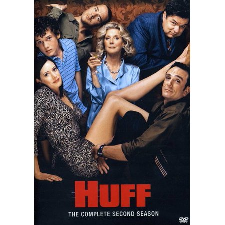 Huff: The Compete Second Season (DVD) (Philip Huff)