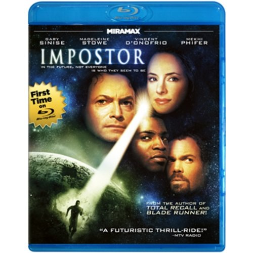 Imposter (Blu-ray) (Widescreen)