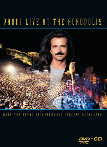 dvd yanni live at the acropolis