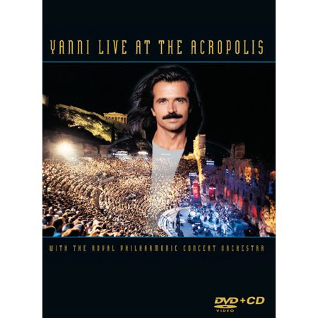Yanni: Live at the Acropolis (DVD)