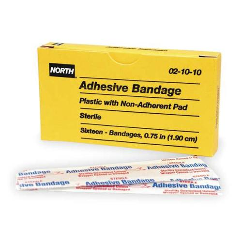 "3"" Adhesive Bandage, North By Honeywell, 021010"