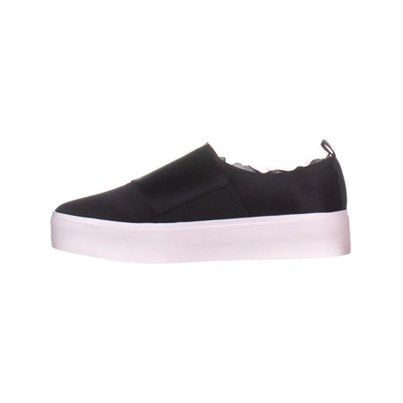 Calvin Klein Jameelah Platform Slip-On Sneakers, Black - image 2 of 6