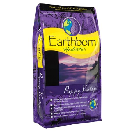 Midwestern Pet Foods Earthborn Holistic Puppy Vantage Dry Dog Food  5 Lb