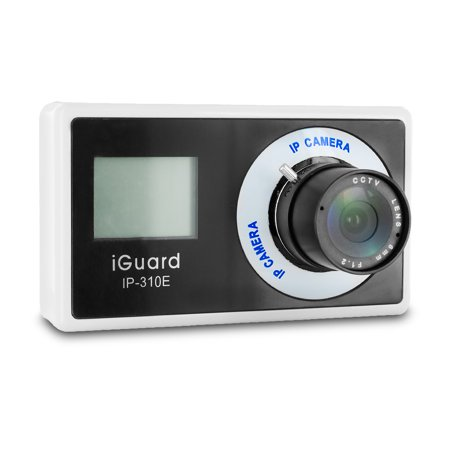 Server Deck - Micon IP-310E iGuard 310E IP/Network Security Camera- XSDP -IP-310E - The Micon IP-310E iGuard 310E IP/Network Camera features a 2-port network video server as small as a deck of cards, but funct