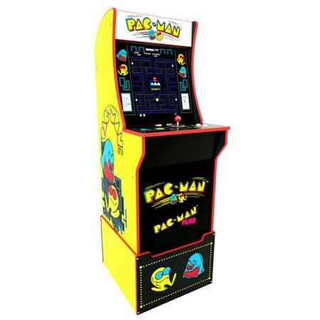 Pac-Man Arcade Machine with Riser, Arcade1UP