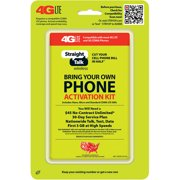 Tracfone Verizon 3G/ 4G LTE Activation SIM Card Kit - Standard/Micro/Nano
