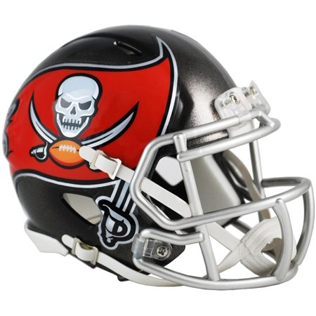 Riddell Revolution Helmets - Riddell Tampa Bay Buccaneers Revolution Speed Mini Football Helmet