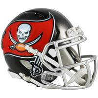 Riddell Tampa Bay Buccaneers Revolution Speed Mini Football Helmet