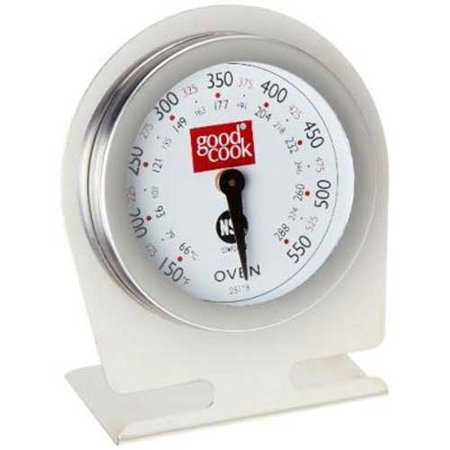 goodcook Stainless Steel Oven Safe Thermometer