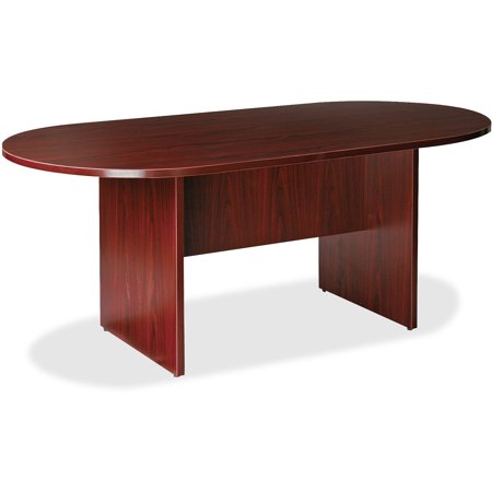 Lorell, LLRPT7236MY, Prominence Racetrack Conference Table, 1 Each