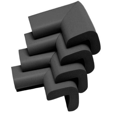 Corner Cushions, Black