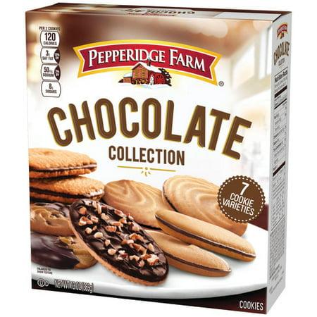 Pepperidge Farm Chocolate Collection Cookies, 13 oz. Box (Cookie Boxes Wholesale)