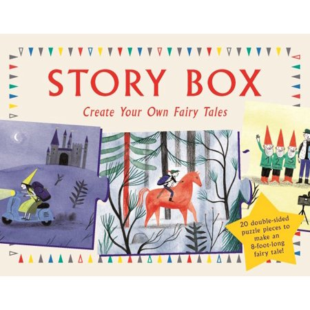 Story Box : Create Your Own Fairy - Create Your Own Fairy