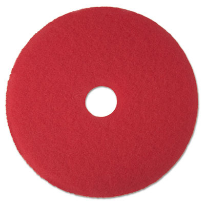Red Buffer Floor Pads 5100 MMM08388