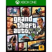 Grand Theft Auto V (Pre-Owned), Rockstar Games, Xbox One, 886162539608