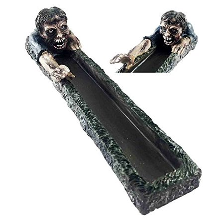 Writhing Walking Undead Severed Body Zombie Incense Burner Holder Figurine](Severed Body Parts)