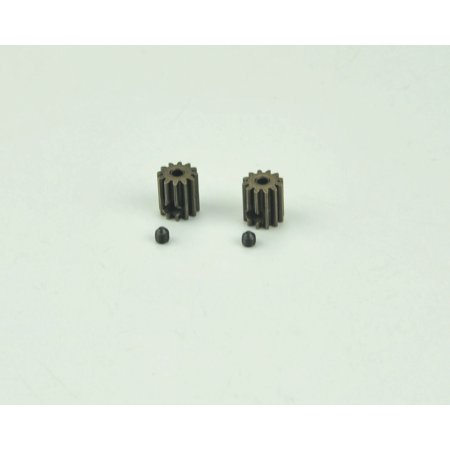 - Redcat 12060 Motor Pinion Gears 12T + Set Screws 3*3mm(2P)-brushed