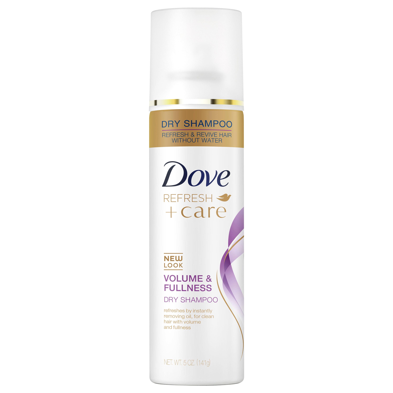 Dove Refresh+Care Volume & Fullness Dry Shampoo, 5 oz