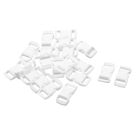 Plastic Handbag Webbing Adjustive Quick Release Buckle 10mm Strap Width 20 - Plastic Handbags