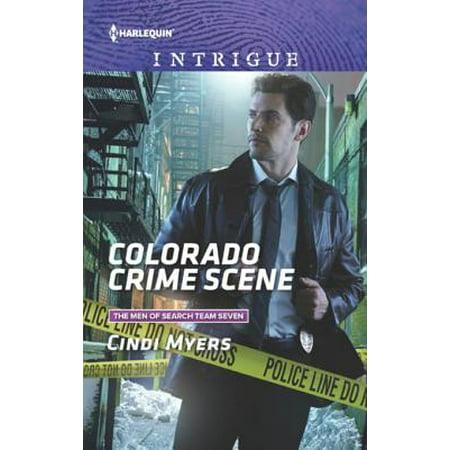 Colorado Crime Scene - eBook](Scene De Crime Halloween)