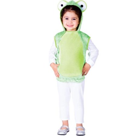 Mr. Frog Costume - Size Small 4-6