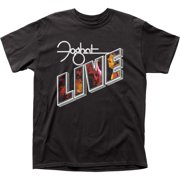 Foghat English Rock Band Music Group LIVE Adult T-Shirt Tee