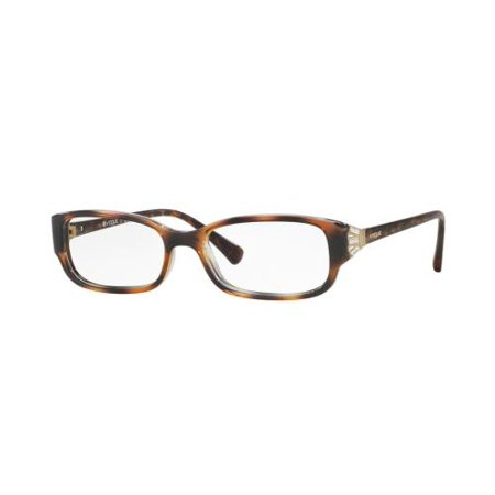 Best Lightweight Eyeglass Frames : VOGUE Eyeglasses VO5059B 1916 Top Light Havana/Transparent ...