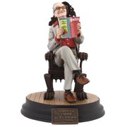 "Forrest J ""Forry"" Ackerman 13"" Statue"