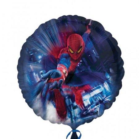 Spiderman Action 18 Foil Balloon Superhero Birthday Party
