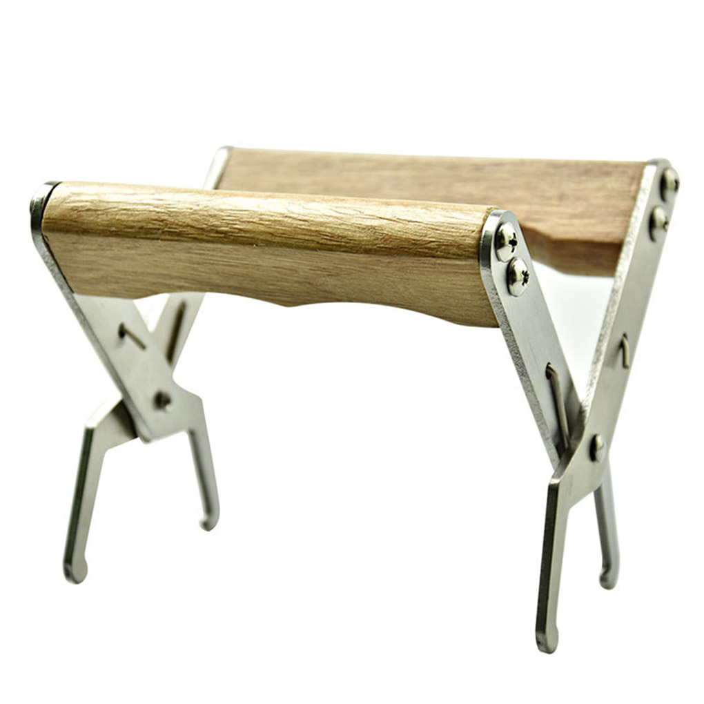 Beehive Frame Gripper Durable Sturdy Wood Handle Frame Lifter Holder New