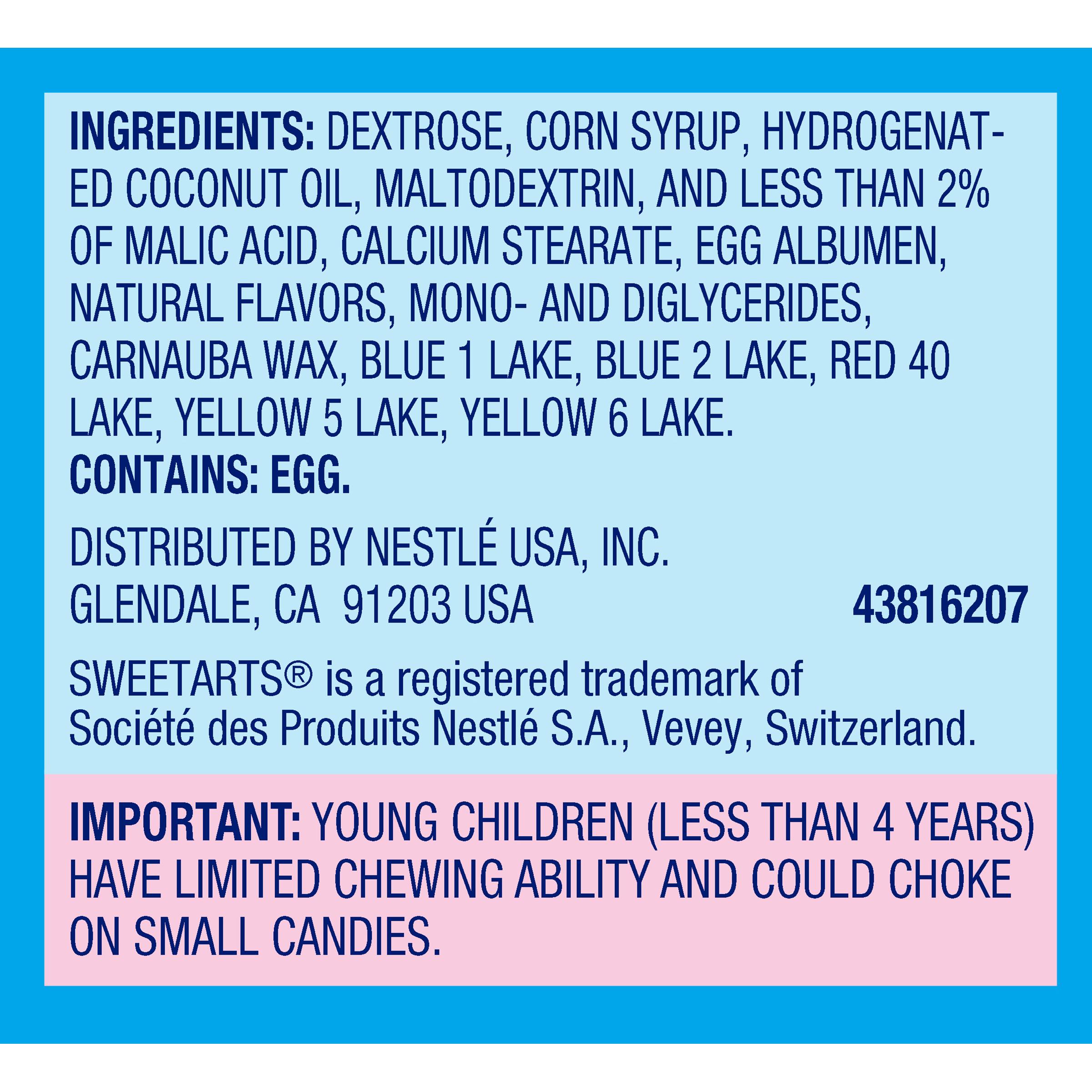 SWEETARTS Mini Chewy Candy 6 oz. Bag - Walmart.com