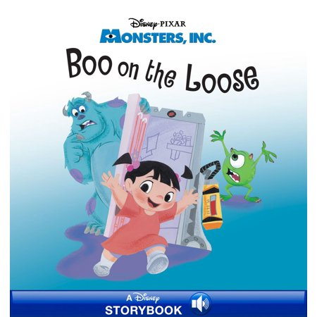 Monsters, Inc.: Boo on the Loose - eBook - Boo Character Monster Inc