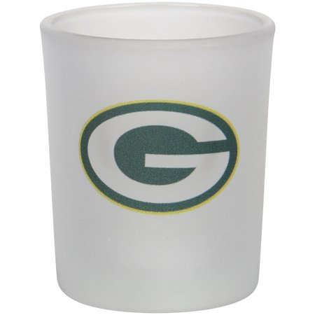 Green Bay Packers 4.5oz. Frosted Souvenir Glass - No Size](Glass Monkey Green Bay)