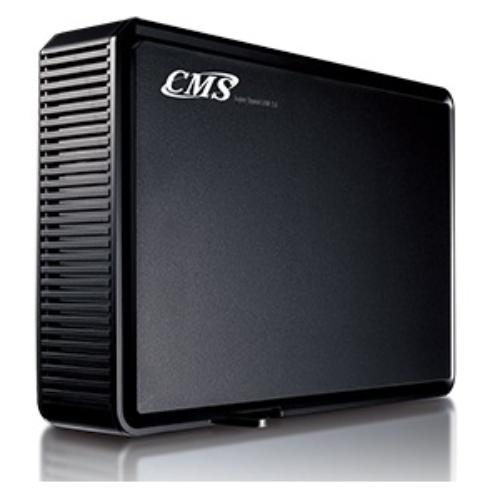 Cms Products BB3D-2TB 2tb Usb 3 Desktop Backup And Ext Recovery With Bounceback Sw