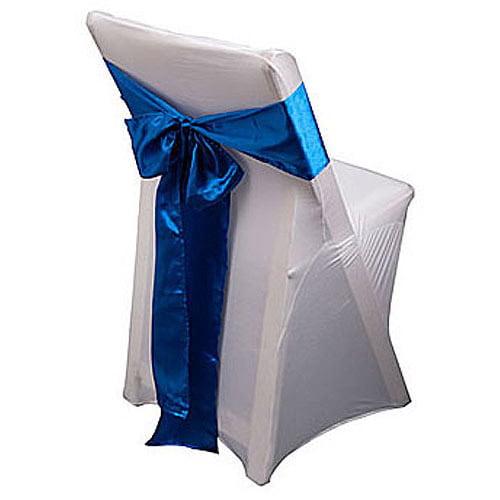 Satin Chair Sash<li>10-Pack